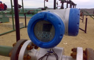 Reservas de Petróleo Chubut 2010