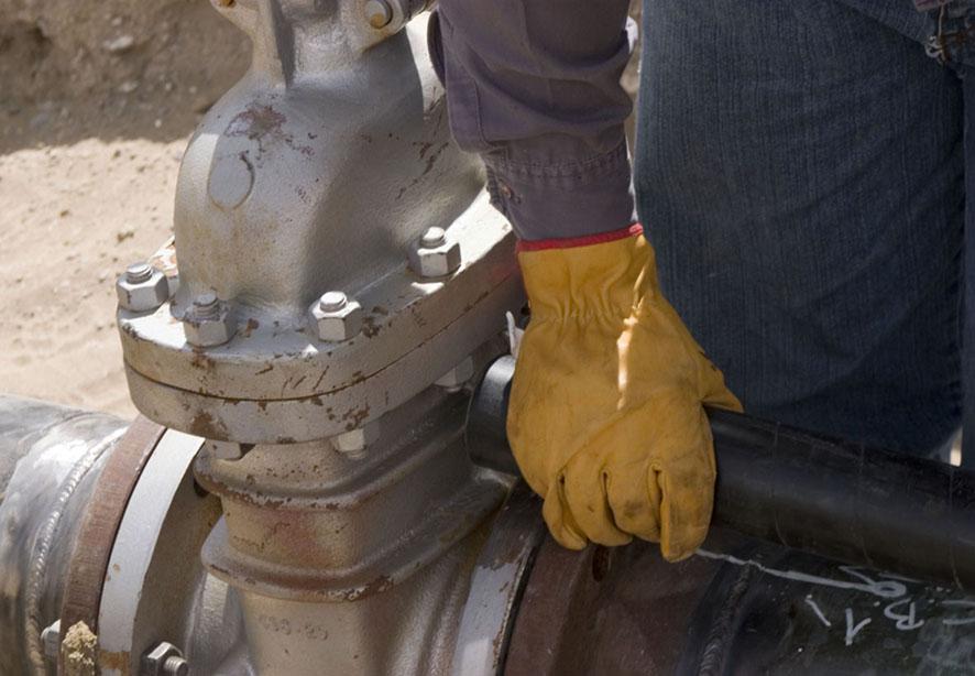 Mano de obra petrolera