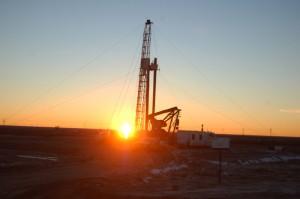 Actividad petrolera