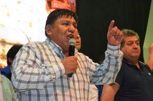 Jorge Ávila, sec.general del sindicato Petrolero Chubut