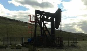 Petróleo en baja